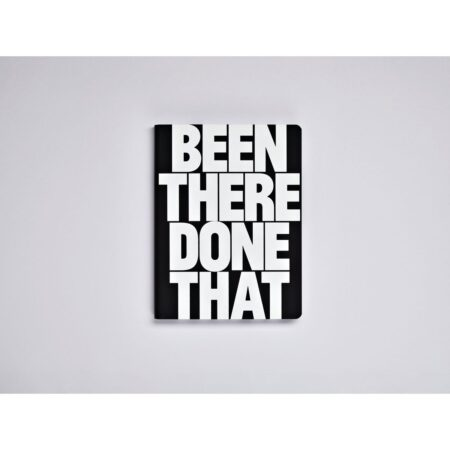 Been there done that  165 x 220mm 256 numbered pages