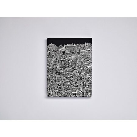 Paris 165 x 220mm 256 numbered pages