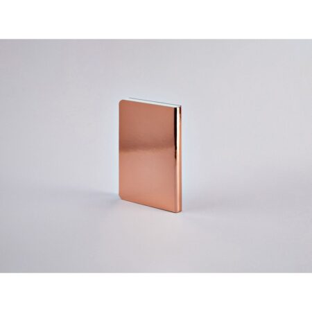 Copper 108 x 150mm 176 numbered pages