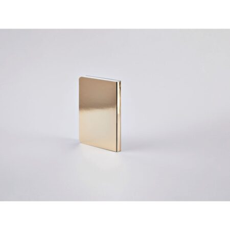 Gold 108 x 150mm 176 numbered pages