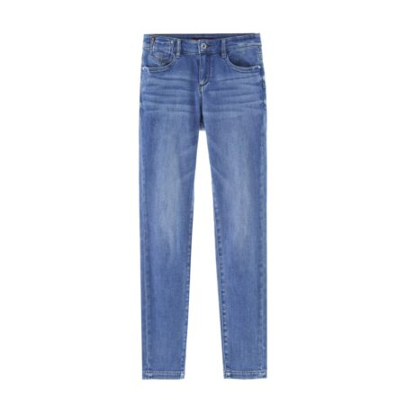 Slim fitted jeans with medium waist