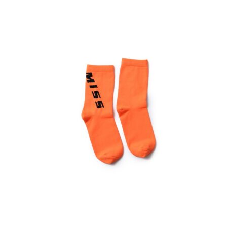 Socks with logo