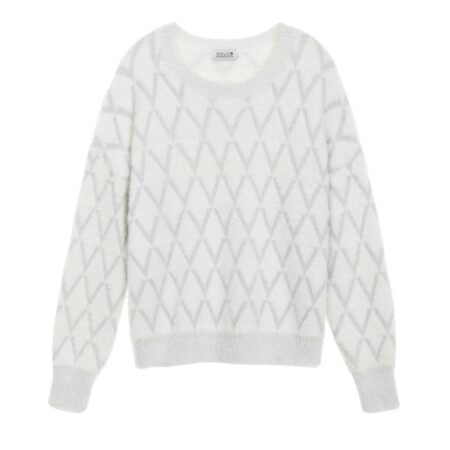 Wooven sweater