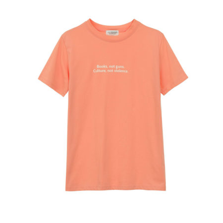 Oversized tshirt with quote