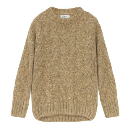 Maxi Knitted sweater