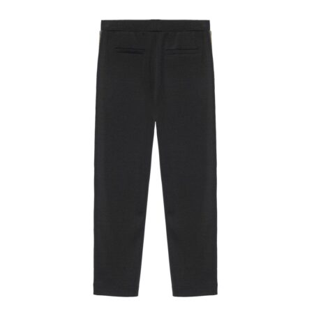 Side stripe joggign pants
