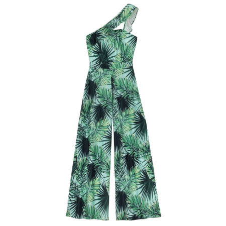 Pirnted jumpsuits
